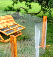 portable chicken fencing post sale near dallas east texas